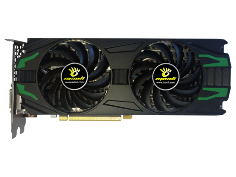 MANLI GeForce GTX 1070 (F306G+N424)